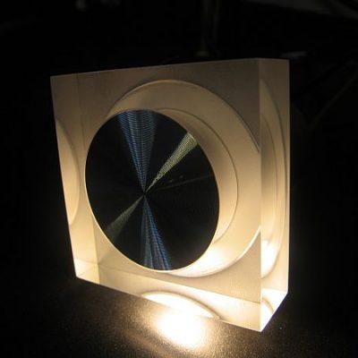 LED WALL LIGHT * PRI-LU-GL-SQ-WW