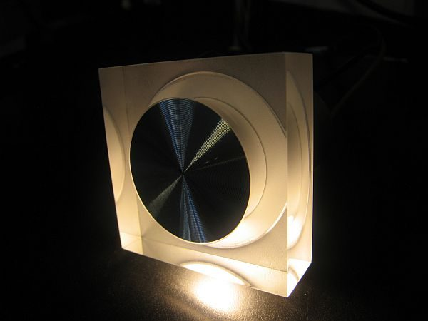 LED WALL LIGHT * PRI-LU-GL-SQ-WW