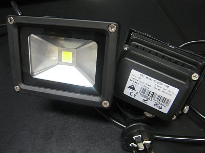 LED FLOOD LIGHT * PRI-MINI-FLOOD-10W