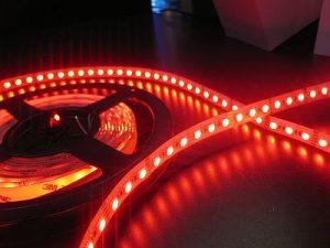 LED STRIP * PRI-RGBW-84 :NON WATER PROOF RGBW 12VDC&24VDC