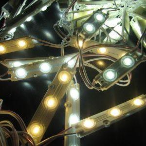 LED MODULE * PRI-UBS-1.2W/0.5W 12VDC