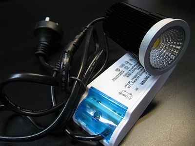 LED MR16 LIGHT COMPLETE * PRI-VT-10W