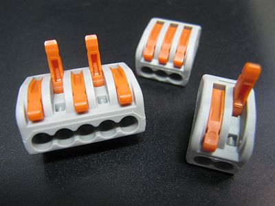 LED CONNECTOR * PRI-WAG-2-3-5