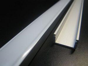 LED EXTRUSION * PRI-XS-TRACK : 1 & 2 M LENGTHS