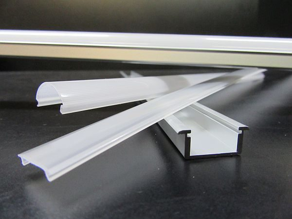 LED EXTRUSIONS * PRI-XSD-RECESS