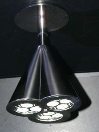 LIGHT FITTING * PRI-ROCKET