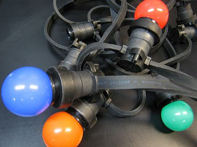 LED BELT LIGHT /FESTOON BELT *PRI-BELT-LIGHT