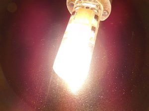 LED G4 * PRI-G4-ET-360-2W : 10-30VDC