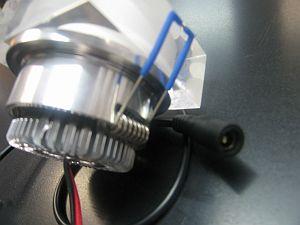 LED WALL / CEILING LIGHT * PRI-HLW-SQ-3W * PRI-HWL-SQ-7W