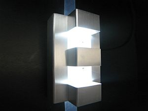 LED WALL LIGHT * PRI-STREAM